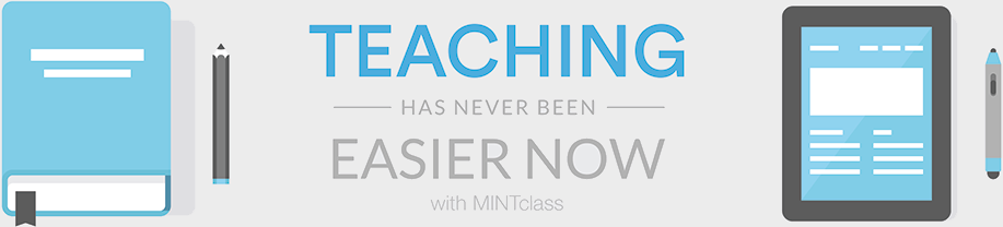 Teaching is now easier with mintclass